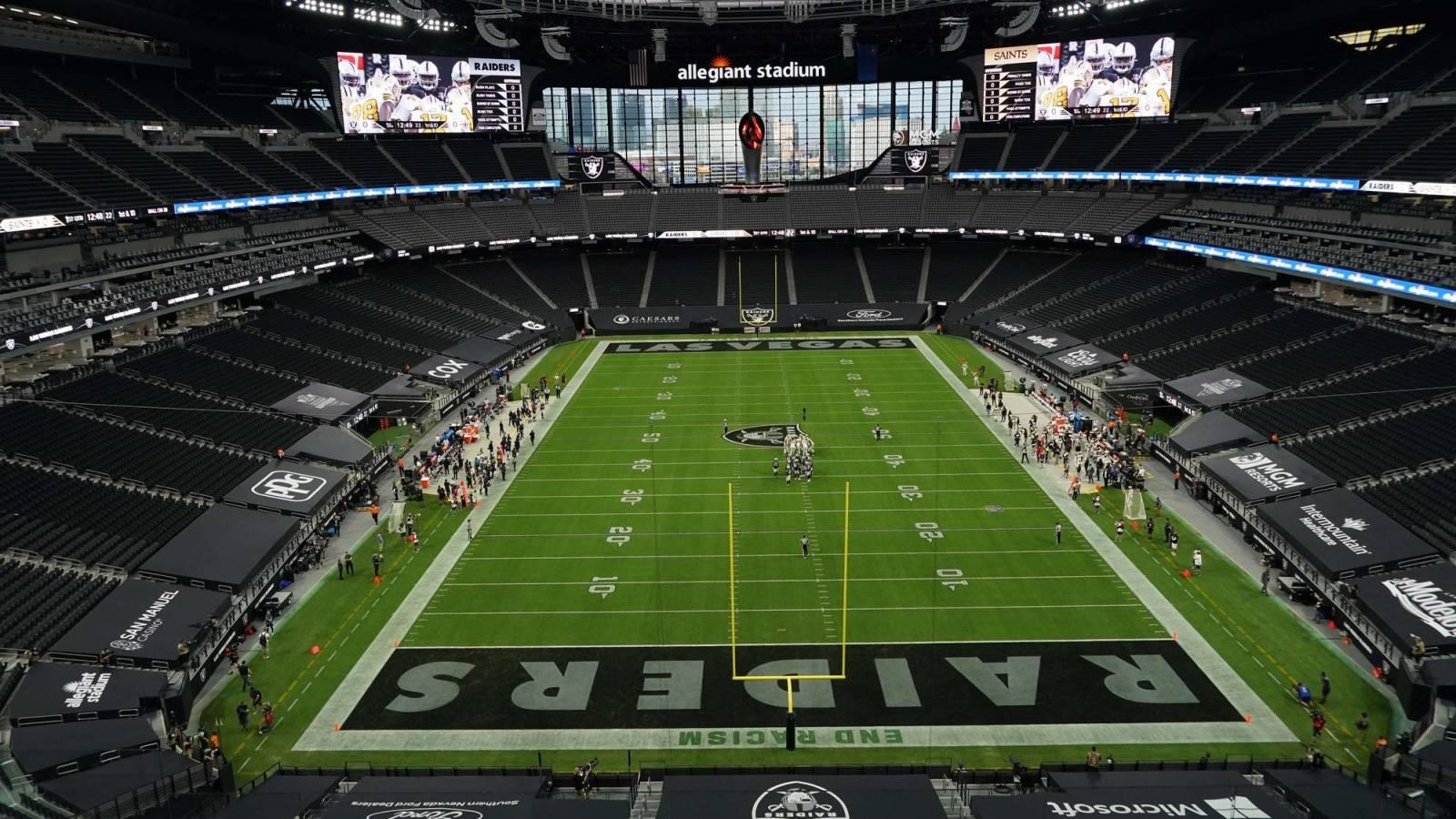 Raiders home opener draws historic ratings in Las Vegas