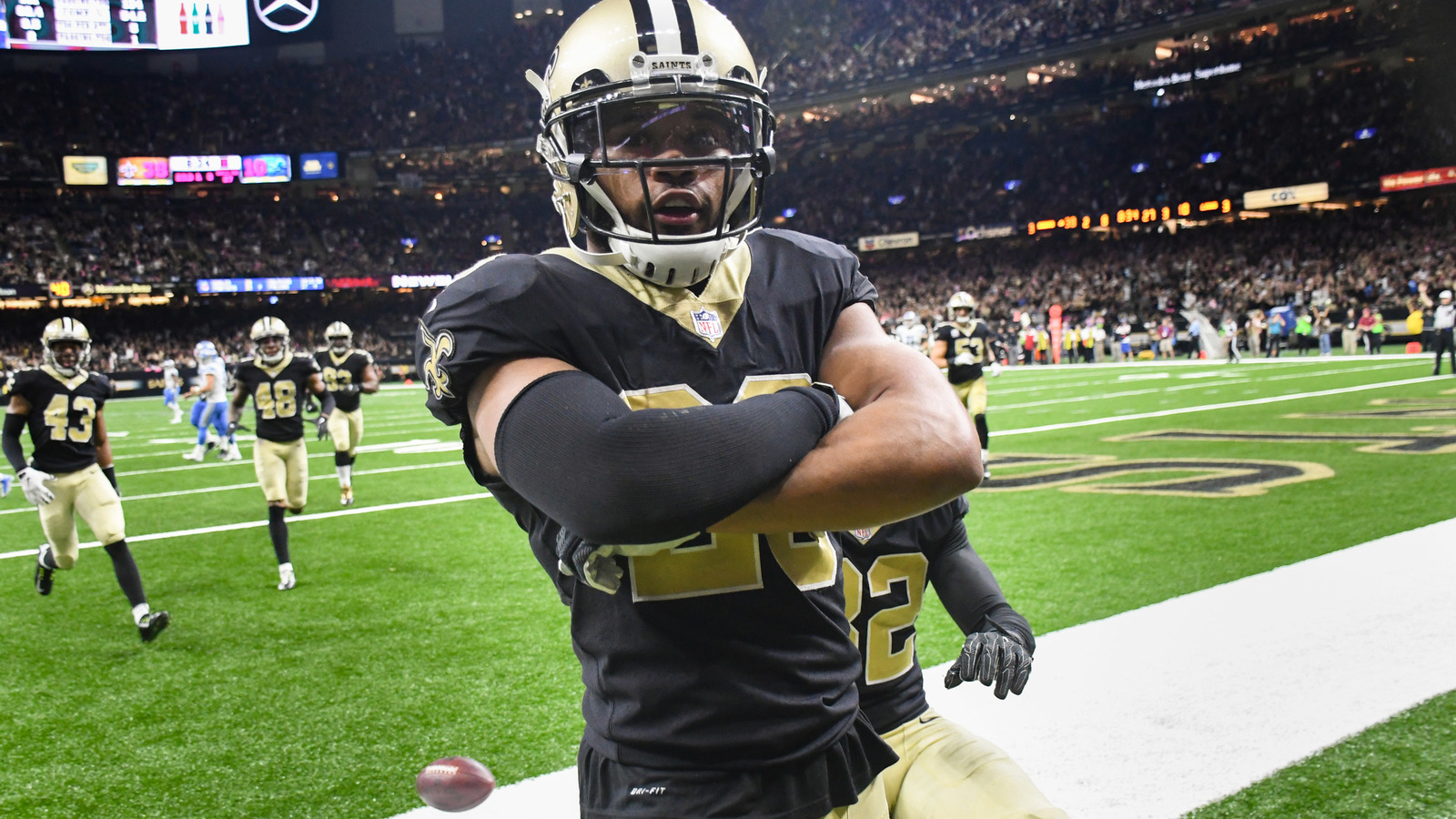 Six Saints land on 2018 Pro Bowl