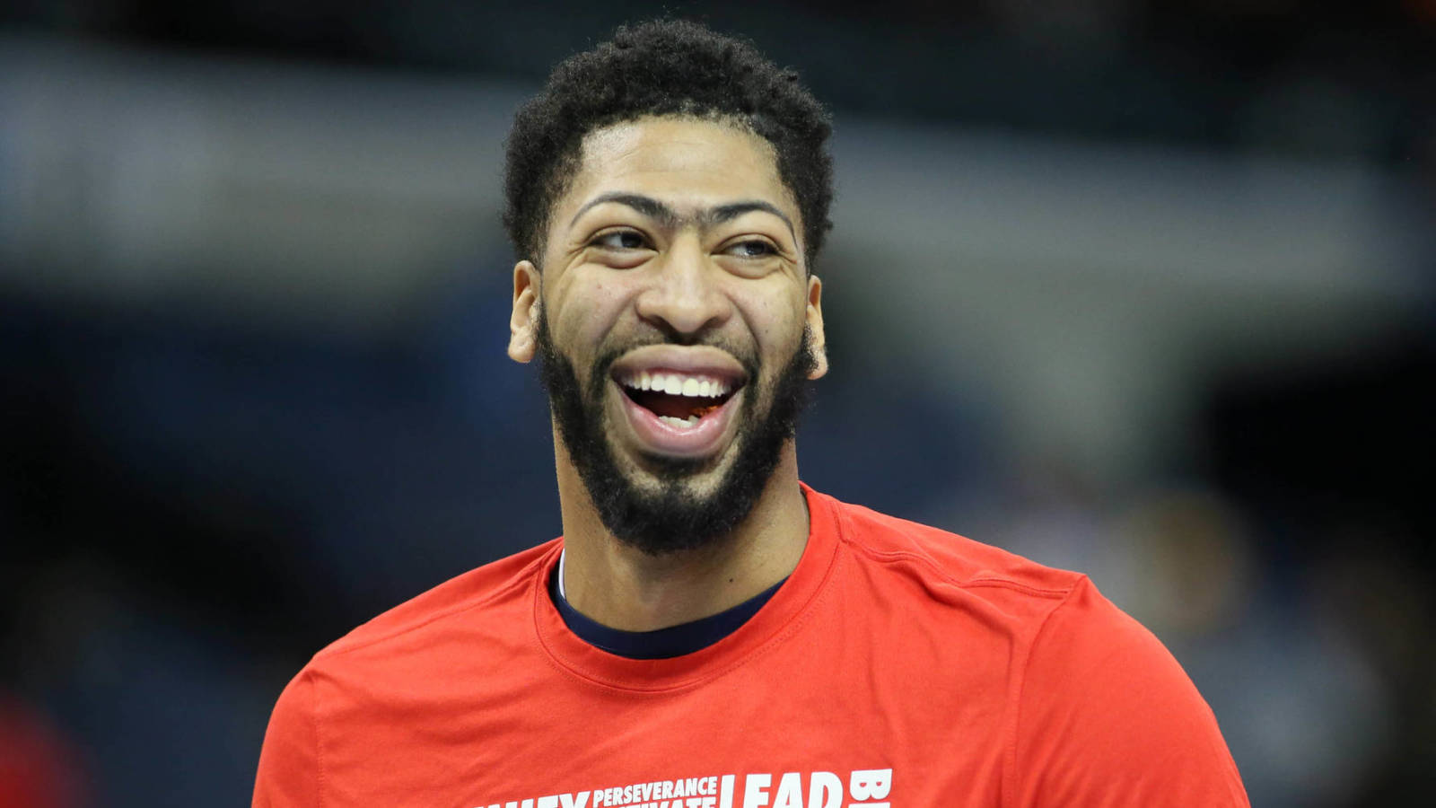 Anthony Davis plans to play rest of season, confirms trade list