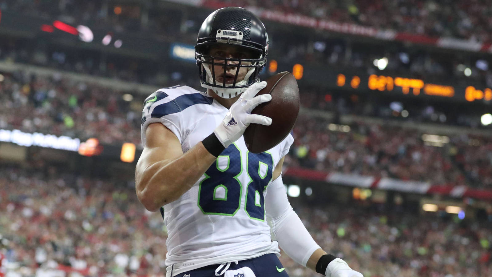 Pete Carroll gushes over Jimmy Graham s improvement
