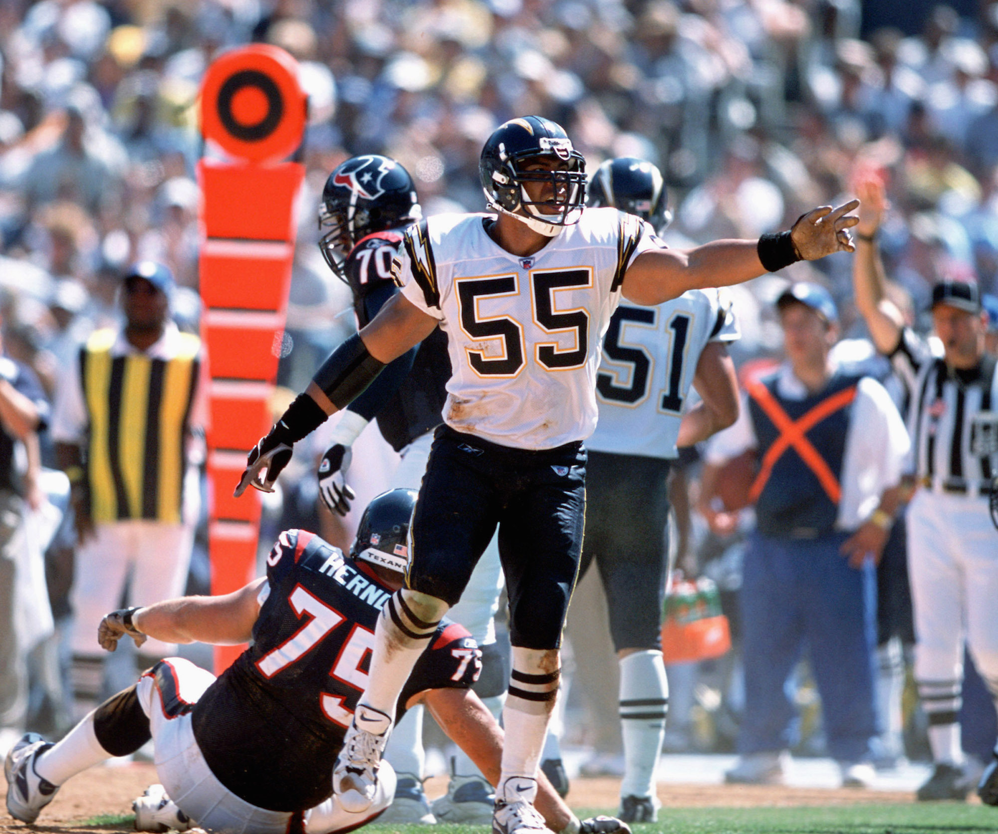 San Diego Chargers Hall Of Fame Players: The Best Athletes Who Never Won A Title
