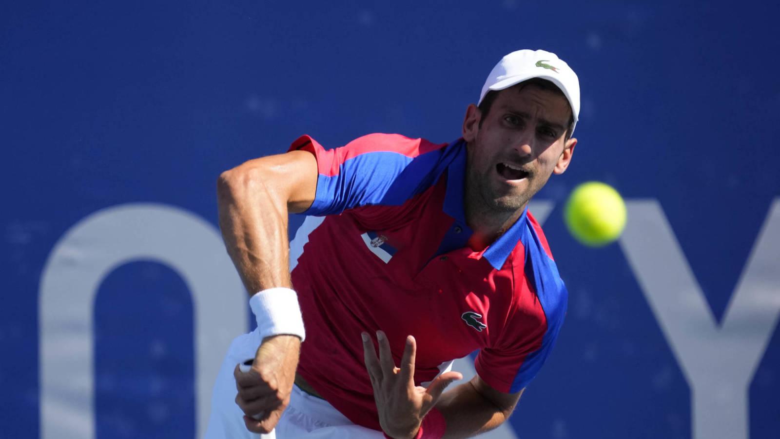 Novak Djokovic withdraws from Western & Southern Open