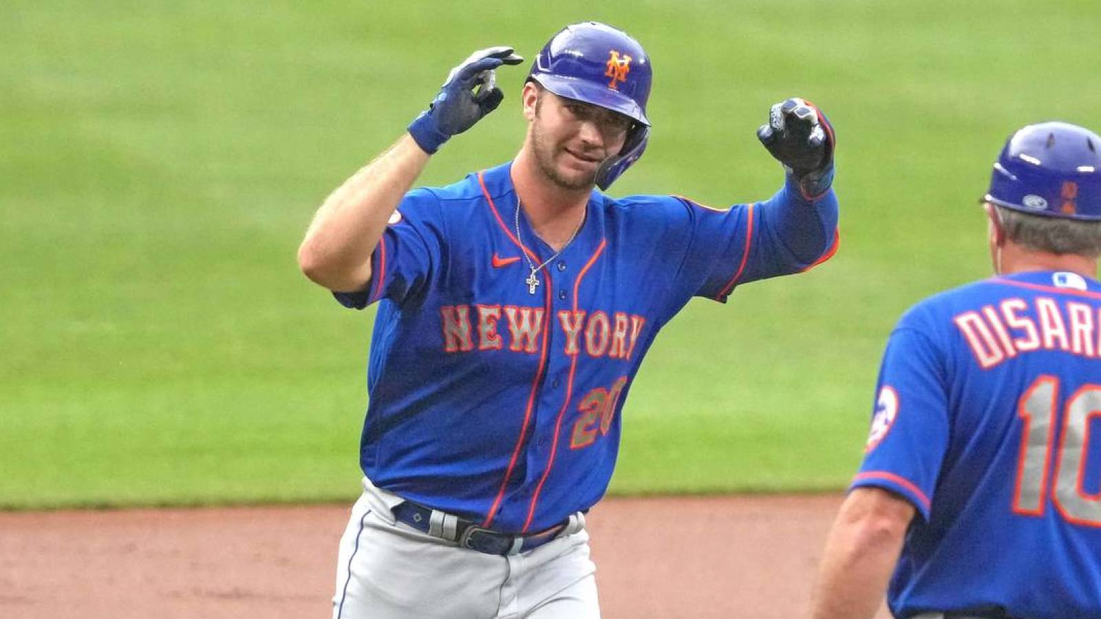 Pete Alonso to defend the title in the 2021 Home Run Derby