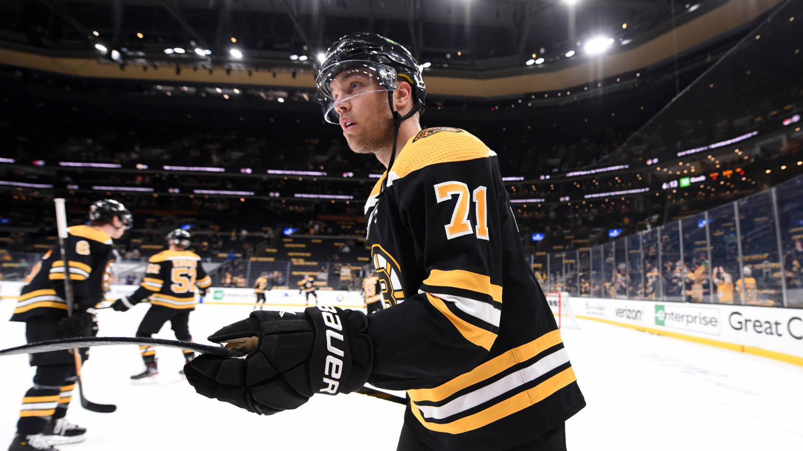 Taylor Hall and Bruins agree to four-year, $ 24 million deal