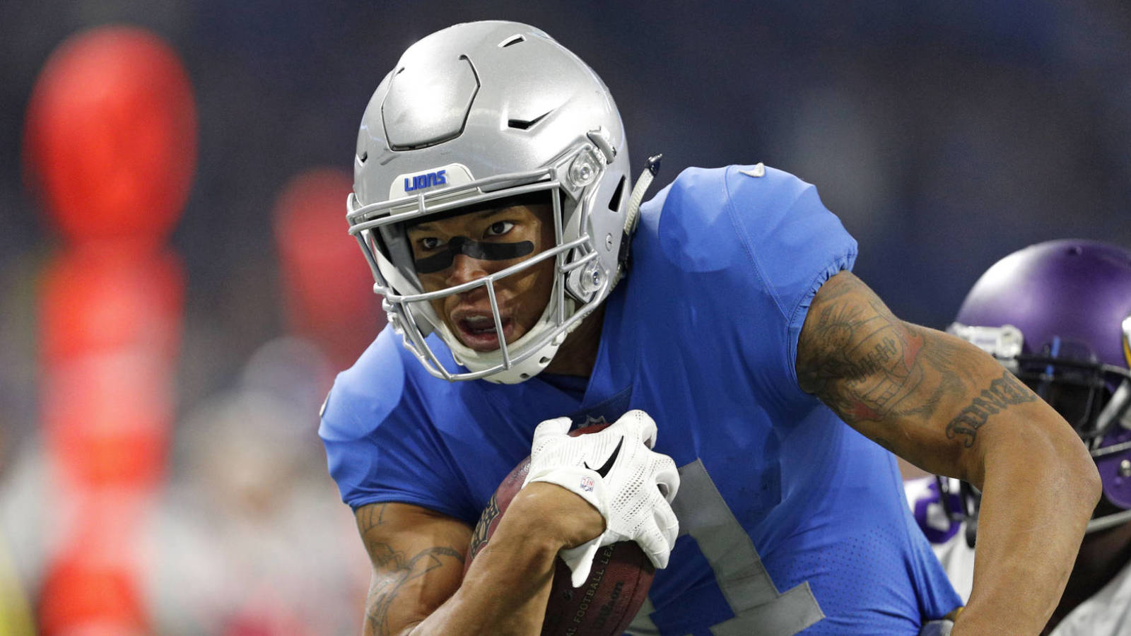 nfl 39 s marvin jones pays tribute to native background with great tattoo. Black Bedroom Furniture Sets. Home Design Ideas