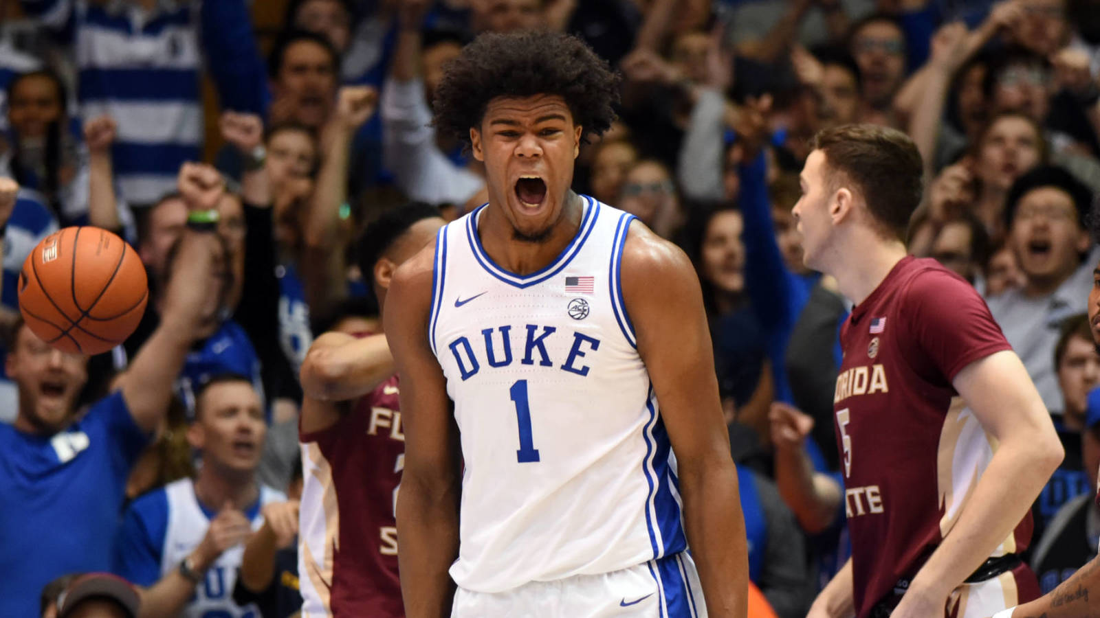 Five leading candidates for college basketball's National Player of the Year