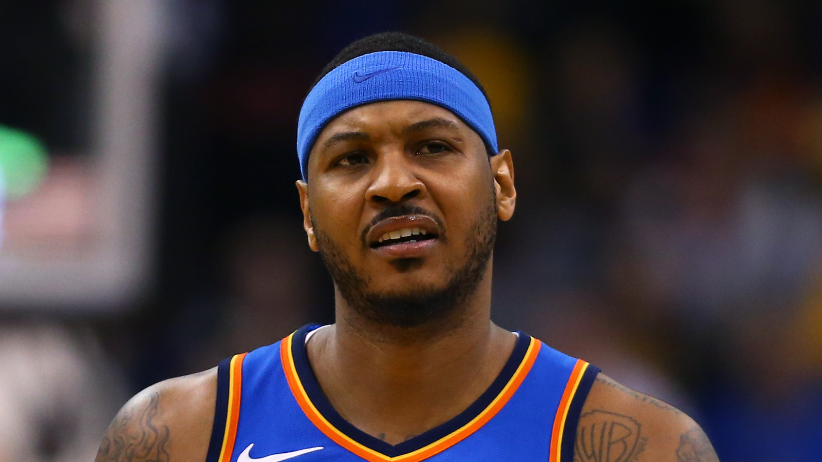 Carmelo Anthony Weighs In On Future Okc Not Being A Good Fit
