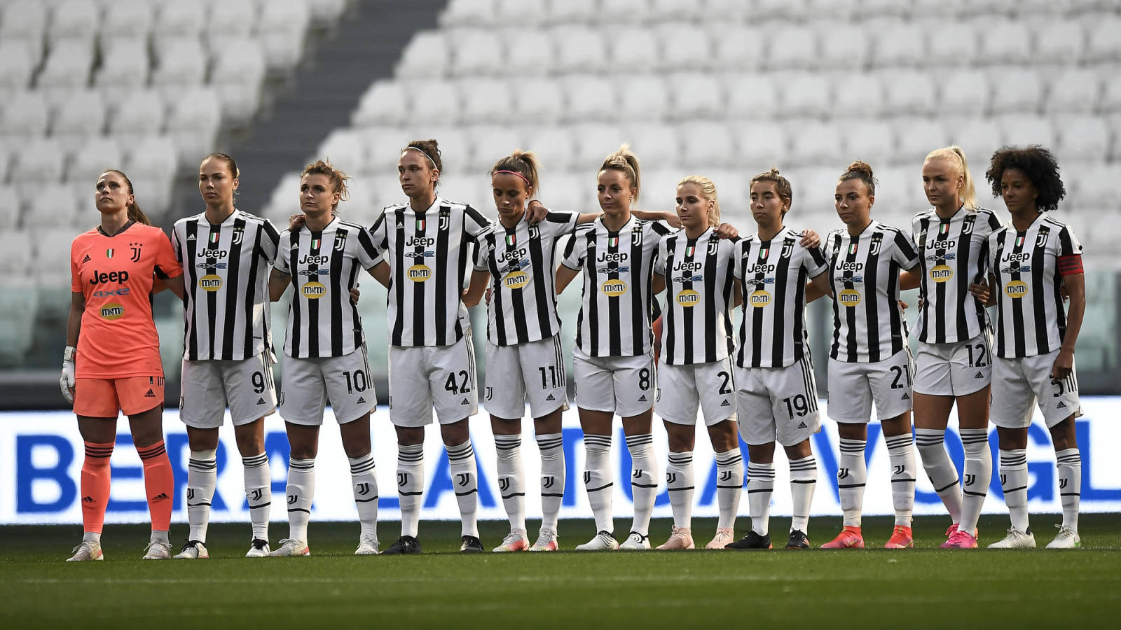 Juventus Women apologize for tweet with racist gesture