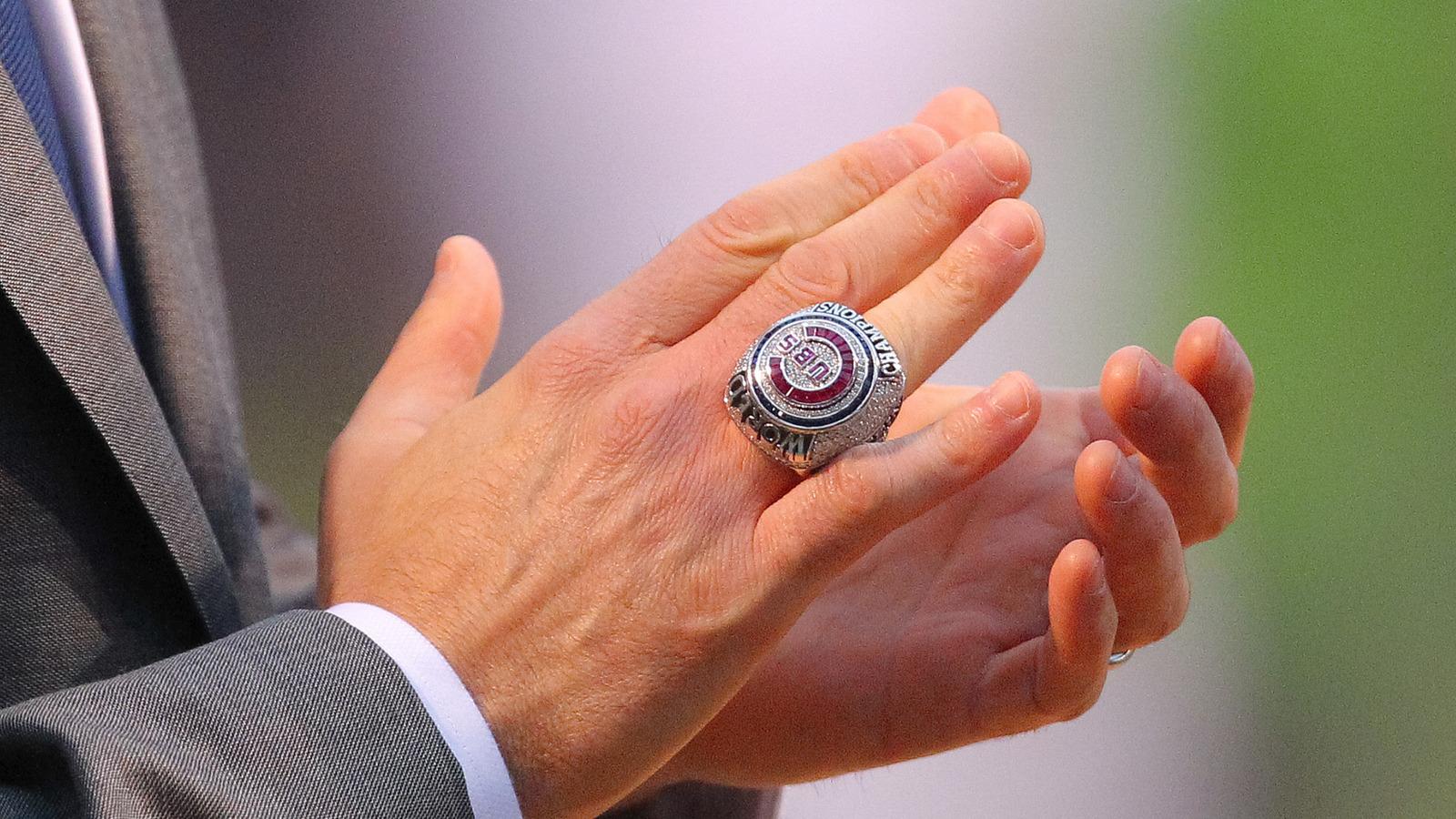 Thumb Ring Mlb