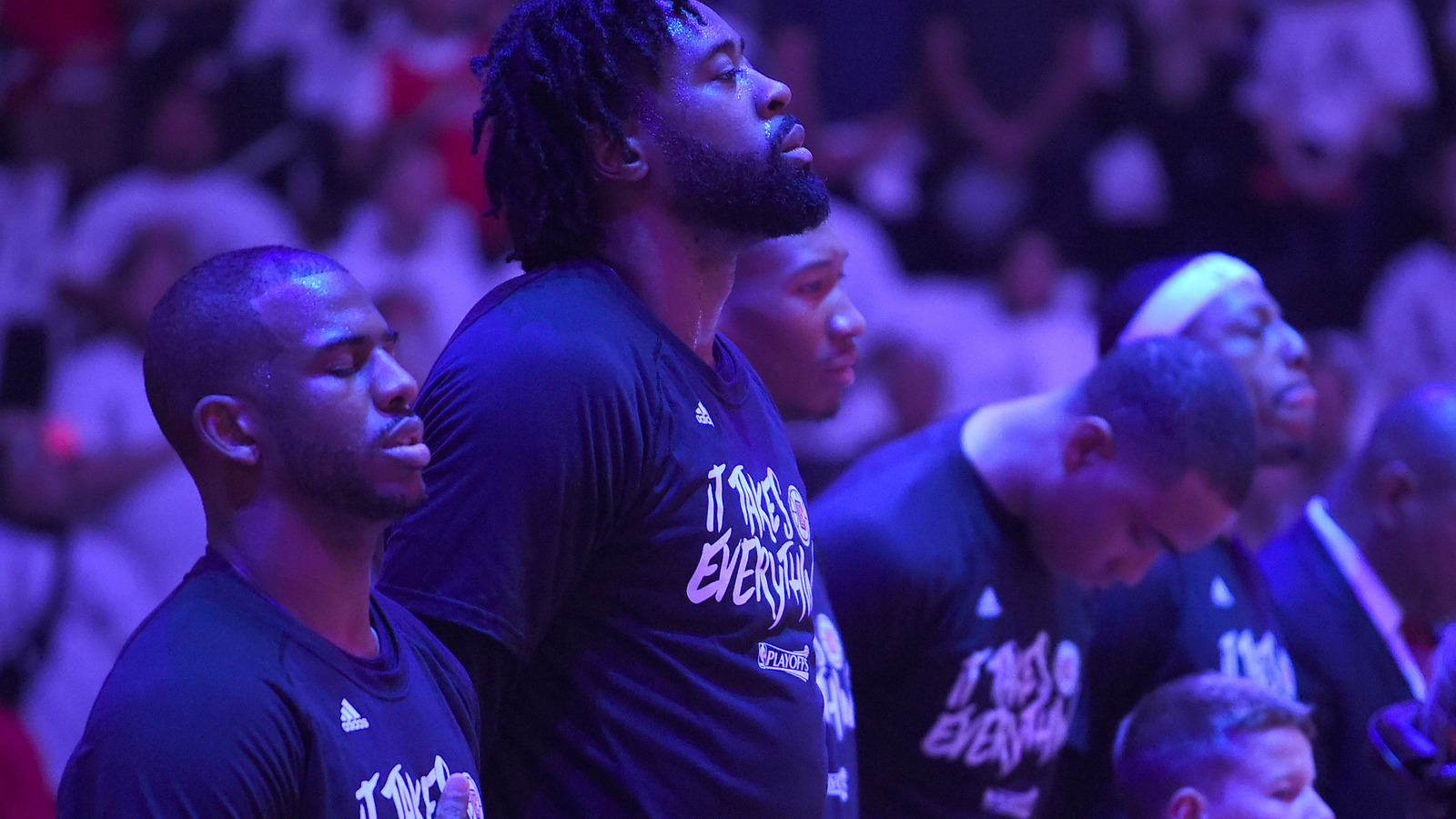 La clippers the impact of blake griffins surgery on the team foxsports com - Apr 30 2017 Los Angeles Ca Usa Los Angeles Clippers Guard Chris Paul 3 And Los Angeles Clippers Center Deandre Jordan 6 Stand During The National
