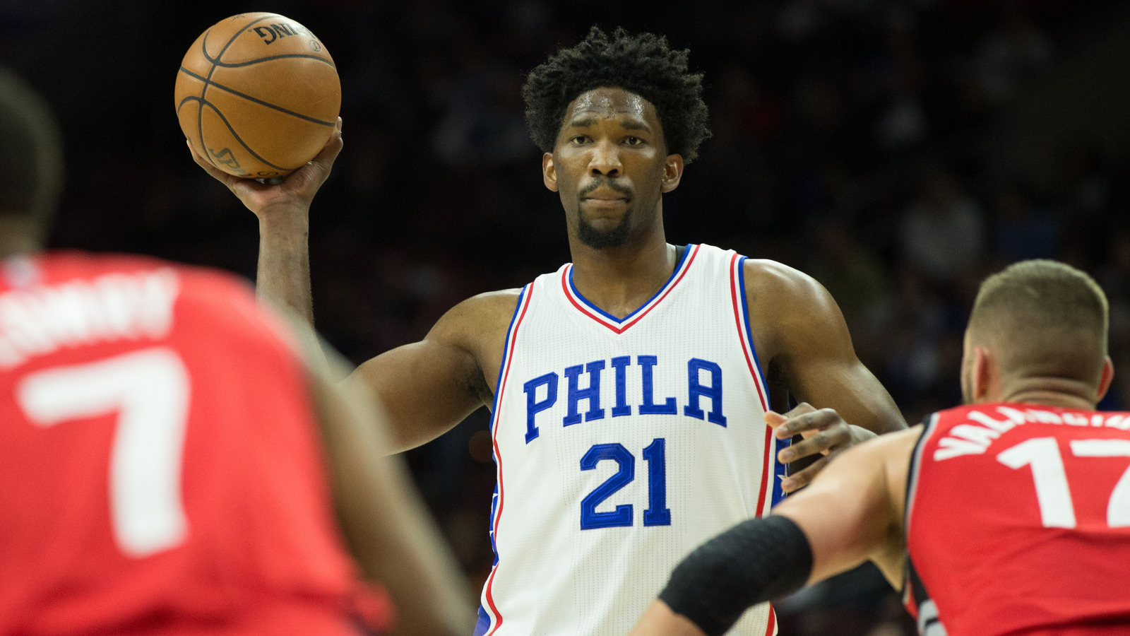 Joel Embiid is an MVP candidate