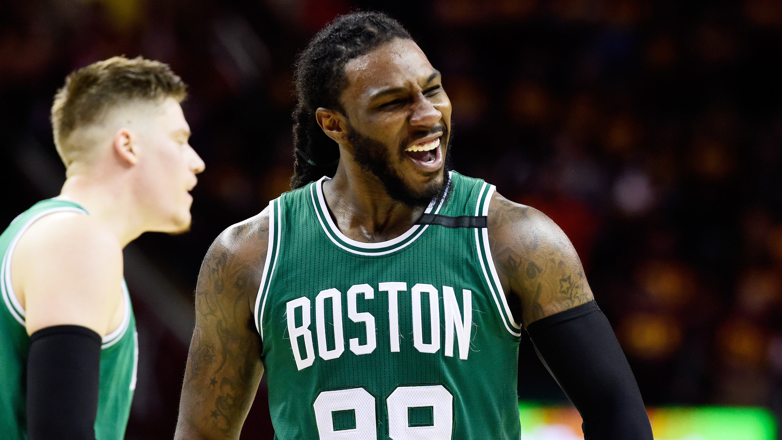 Irving and James lead the way as Cavs down Celtics