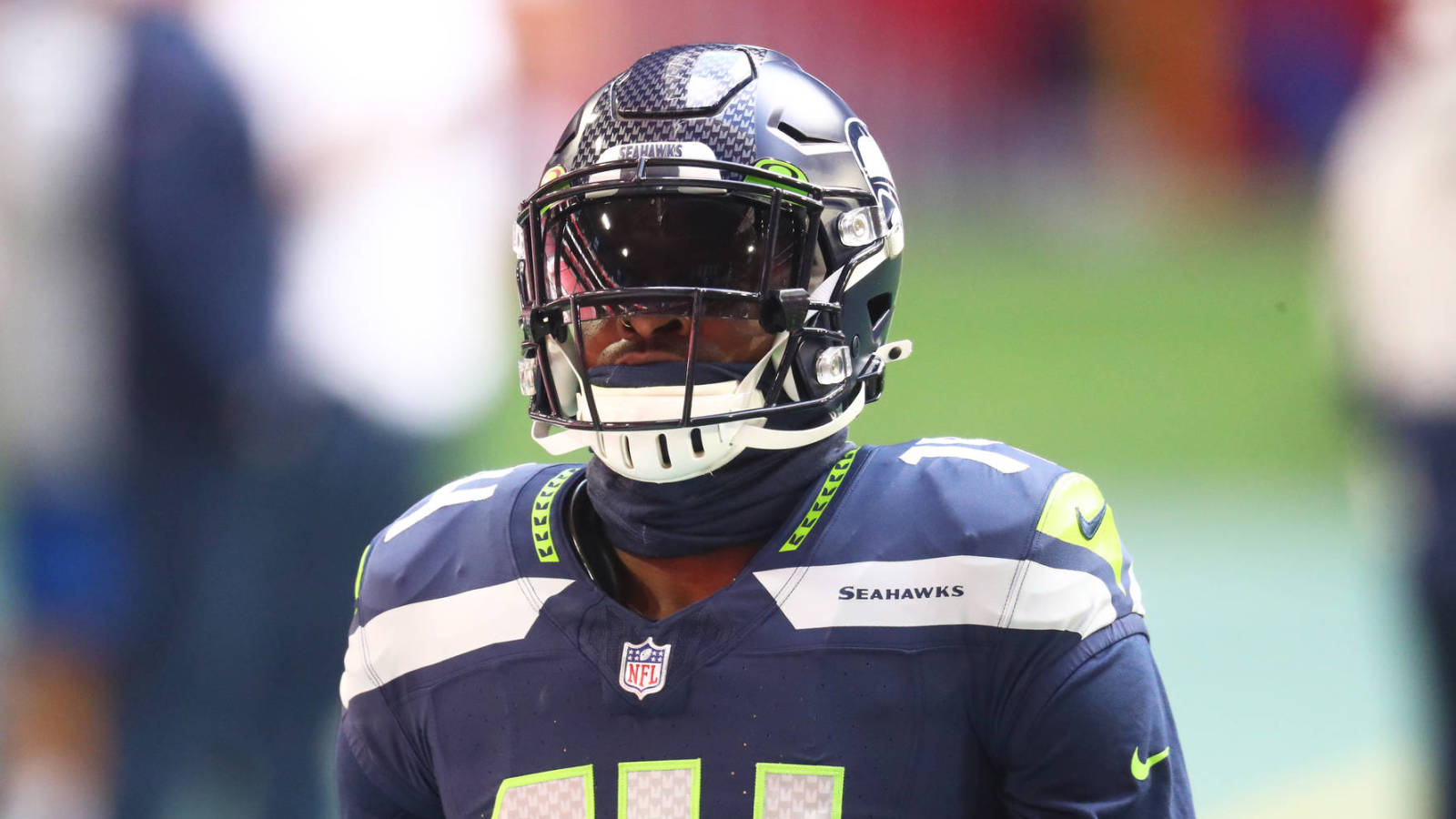 Seahawks WR DK Metcalf: Defenses 'started to figure us out' as season went along