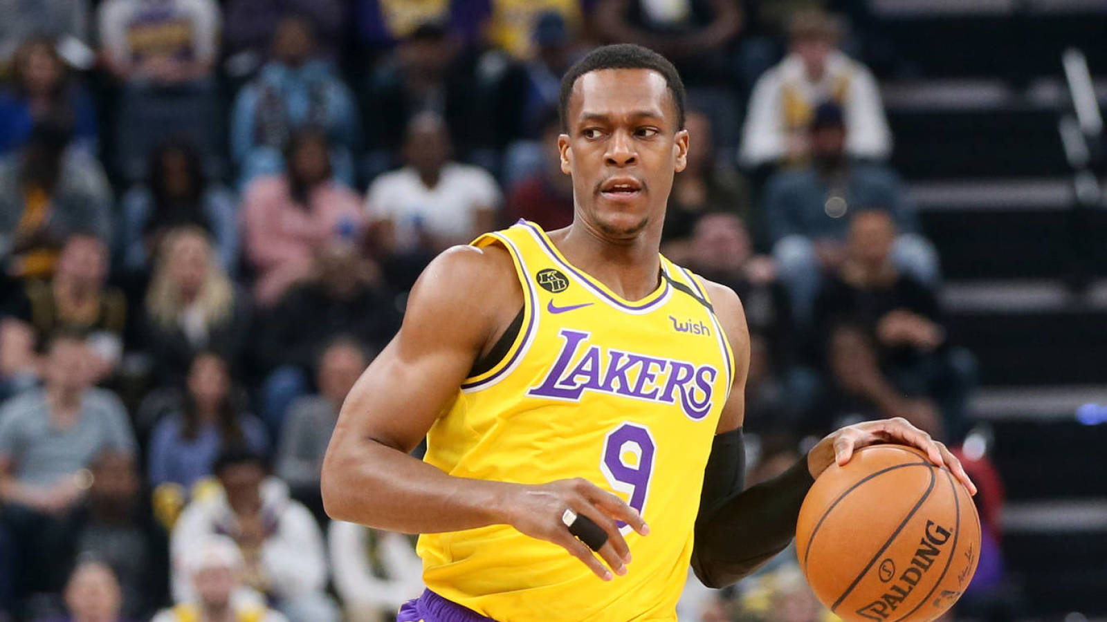 Rajon Rondo Could Return To Lakers As Early As First Round Of Playoffs Yardbarker