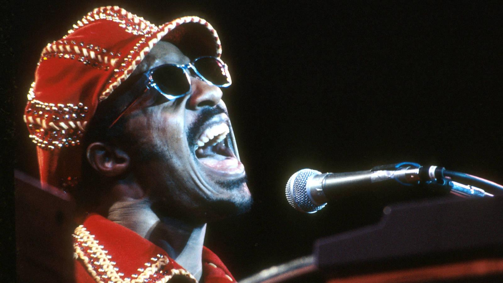 The ultimate Stevie Wonder playlist