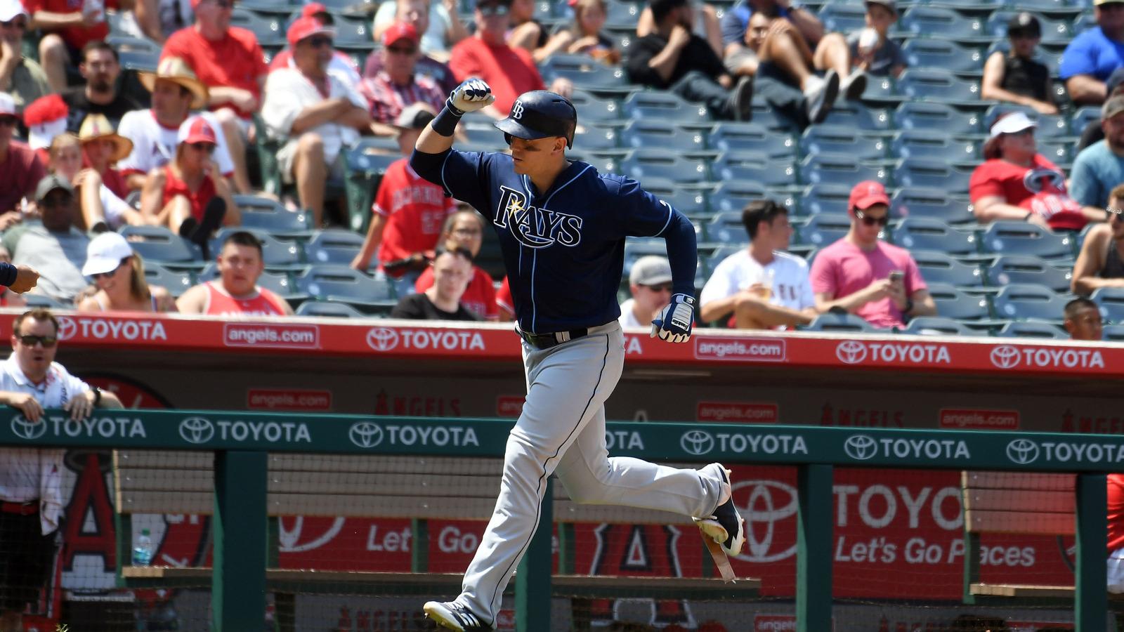 Logan Morrison delivered one of the year's best bat flips ...