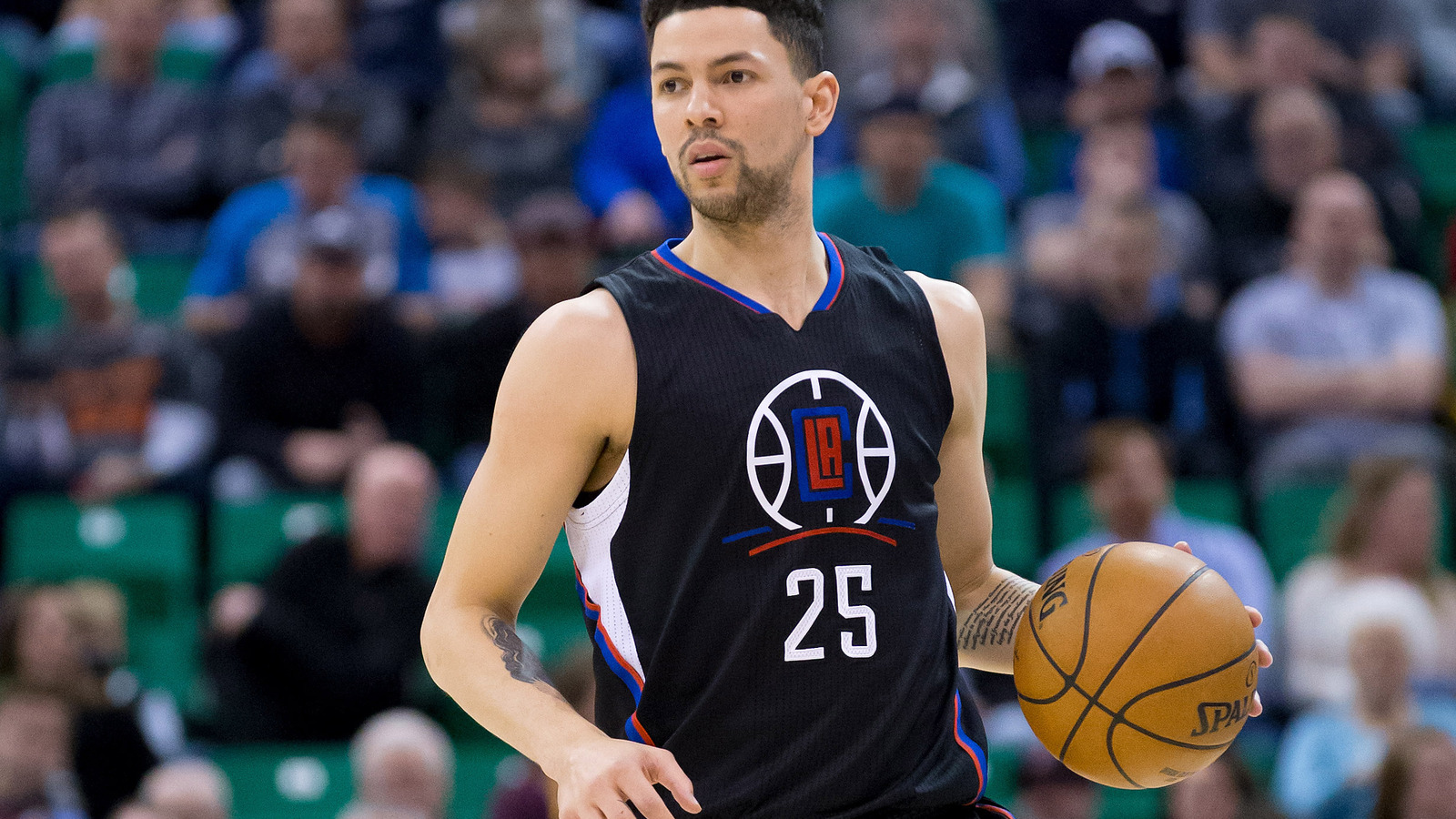 La clippers the impact of blake griffins surgery on the team foxsports com - La Clippers Guard Austin Rivers Hopes The Team Keeps The Core Together Russ Isabella Usa Today Sports